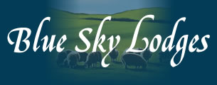 Blue Sky Lodges Logo